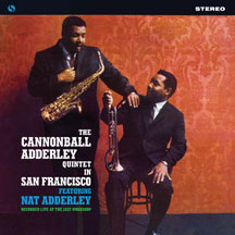 Cannonball Adderley - In San Francisco