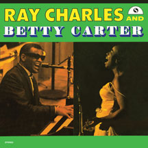 Ray Charles & Betty Carter - Ray Charles & Betty Carter + 1 Bonus Track!