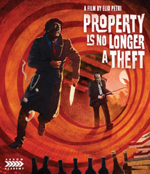 Property Is No Longer A Theft [Blu-ray + DVD]