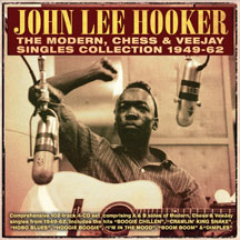 John Lee Hooker - The Modern, Chess & Veejay Singles Collection 1949-62