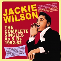Jackie Wilson - The Complete Singles As & Bs 1952-62