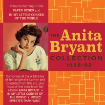 Anita Bryant - The Anita Bryant Collection 1958-62