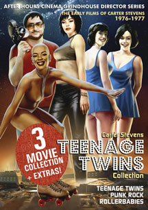 Twins porn dvd