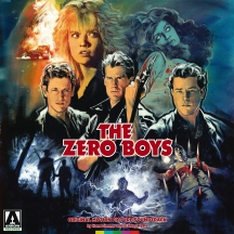 Zero Boys, The: Original Soundtrack By Hans Zimmer And Stanley Myers