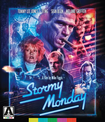 Stormy Monday [Blu-ray + DVD]