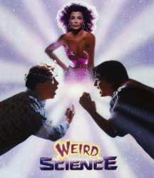 Weird Science (Steelbook)