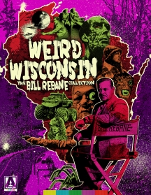 Weird Wisconsin: The Bill Rebane Collection