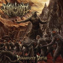 With All My Hate - Dehumanized Depths