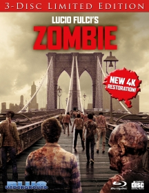 Zombie: Limited Edition (Cover A Bridge)