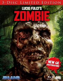 Zombie: Limited Edition (Cover C Worms)