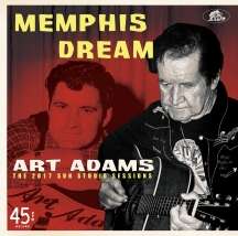 Art Adams - Memphis Dream (EP)