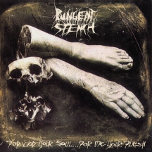 Pungent Stench - For God Your Soul For Me Your Flesh (grey Vinyl)