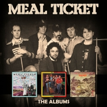 Meal Ticket - The Albums: 3cd Boxset