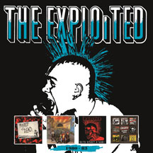 Exploited - 1980-83: 4CD Box Set