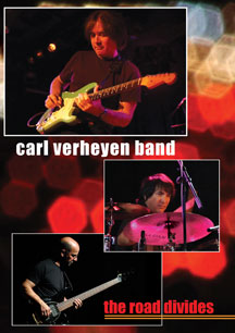 Carl Verheyen Band - The Road Divides
