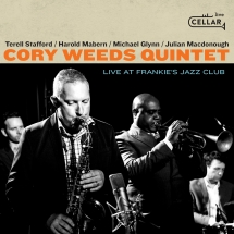 Cory Weeds - Live At Frankie