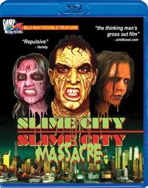 Slime City/Slime City Massacre Double Feature