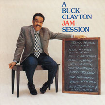 Buck Clayton - Buck Clayton Jam Session #1