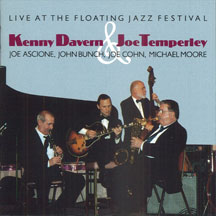 Kenny Davern & Joe Temperley - Live At the Floating Jazz Festival