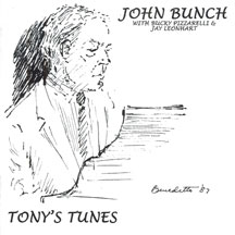John Bunch - Tony
