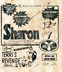 Sharon + Terri's Revenge (Drive-in Double Feature #13)