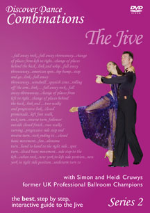 Discover Dance Combinations, The Jive, Series 2