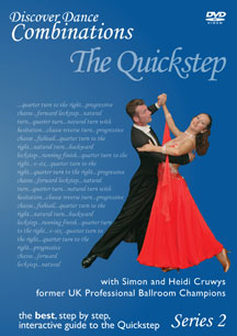 Discover Dance Combinations, The Quickstep, Series 2