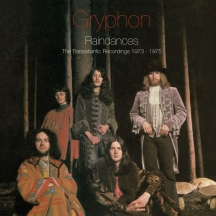 Gryphon - Raindances: The Transatlantic Recordings 1973-1975