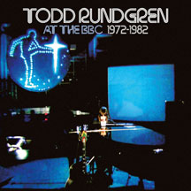 Todd Rundgren - At The BBC 1972-1982: 4 Disc Clamshell Boxset Edition
