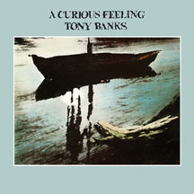Tony Banks - A Curious Feeling: 180 Gram Vinyl Edition