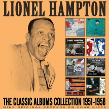 Lionel Hampton - The Complete Albums Collection: 1951-1958