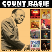 Count Basie - The Classic Roulette Collection 1958-1959
