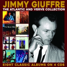 Jimmy Giuffre - The Atlantic And Verve Collection