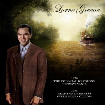 Lorne Greene - The Colonial Keystone: Pennsylvania