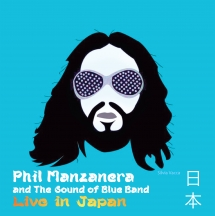 Phil Manzanera And The Sound Of Blue Band - Live In Japan