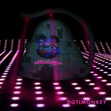 Dgtlmonkey - Da Monkey Club