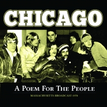 Chicago - A Poem For The People