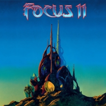 Focus - Focus 11: 180GSM Coloured Vinyl Edition
