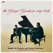 Buddy Defranco & Oscar Peterson - Play The George Gershwin Songbook + 2 Bonus Tracks!