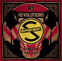 Department S - 45 Revolutions: Singles 1980-2017