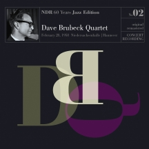Dave Brubeck - NDR 60 Years Jazz Edition No02