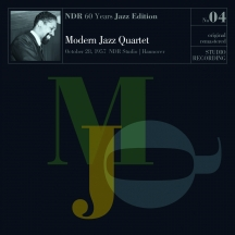 Modern Jazz Quartet - NDR 60 Years Jazz Edition No04
