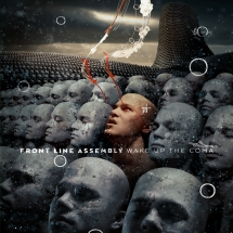 Front Line Assembly - Wake Up The Coma (Limited Edition 2LP)