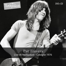 Pat Travers - Live At Rockpalast: Cologne 1976 (CD+DVD)