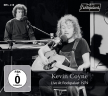 Kevin Coyne - Live At Rockpalast 1979 (2CD+DVD)