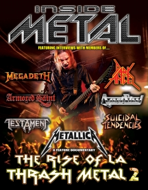 Inside Metal: The Rise Of L.A. Thrash Metal 2