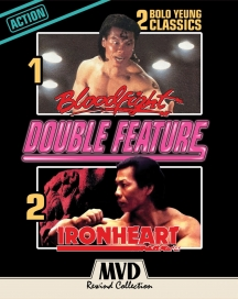 Bloodfight + Ironheart (Bolo Yeung Double Feature)