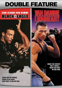 Lionheart + Black Eagle (Van Damme Double Feature) [DVD]