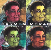 Carmen Mcrae - Diva Of Jazz: New York State Of Mind