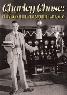Charley Chase: At Hal Roach: The Talkies Volume Two 1932-33